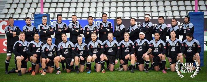 photo NZDF Rugby - Defence Blacks