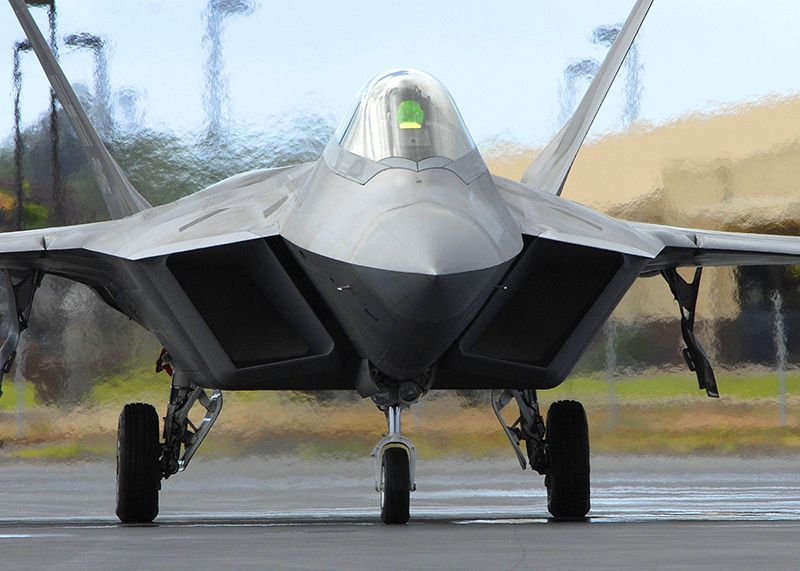 Hawaiian F-22 Raptors deploying to UAE to join air war on ISIS