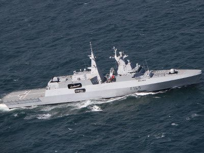 SAS Amatola to be back in service early next year
