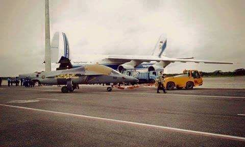 Bangladesh Air Force received Yak-130 Aircraft from Russia