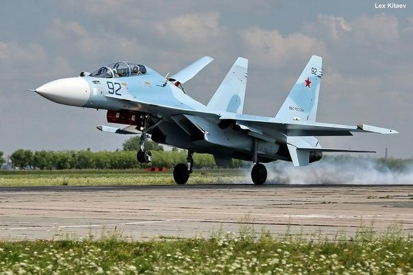Su-30M2  photo Lex Kitaev