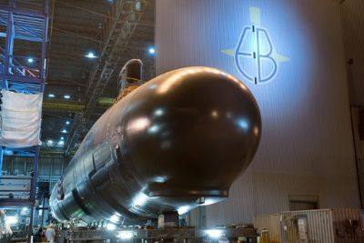 First Lady Michelle Obama to Christen Submarine Illinois on Saturday, Oct. 10