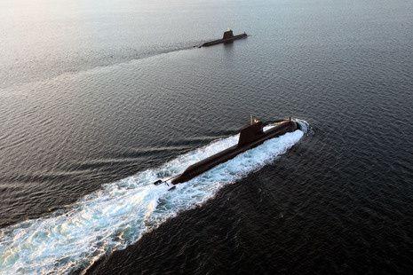 Sous-marins : le Japon se lance aussi dans la compétition du siècle