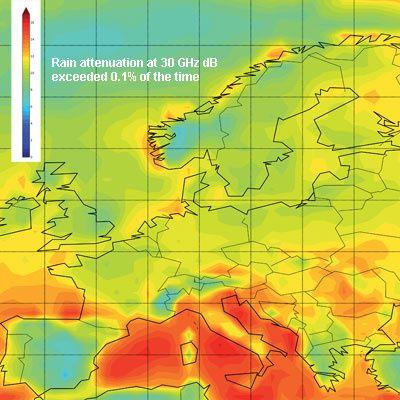 L'impact de la propagation sur les communications par satellite de nouvelle génération