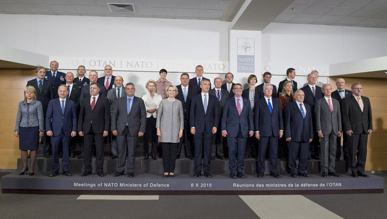 NATO Ministers of Defence - photo NATO