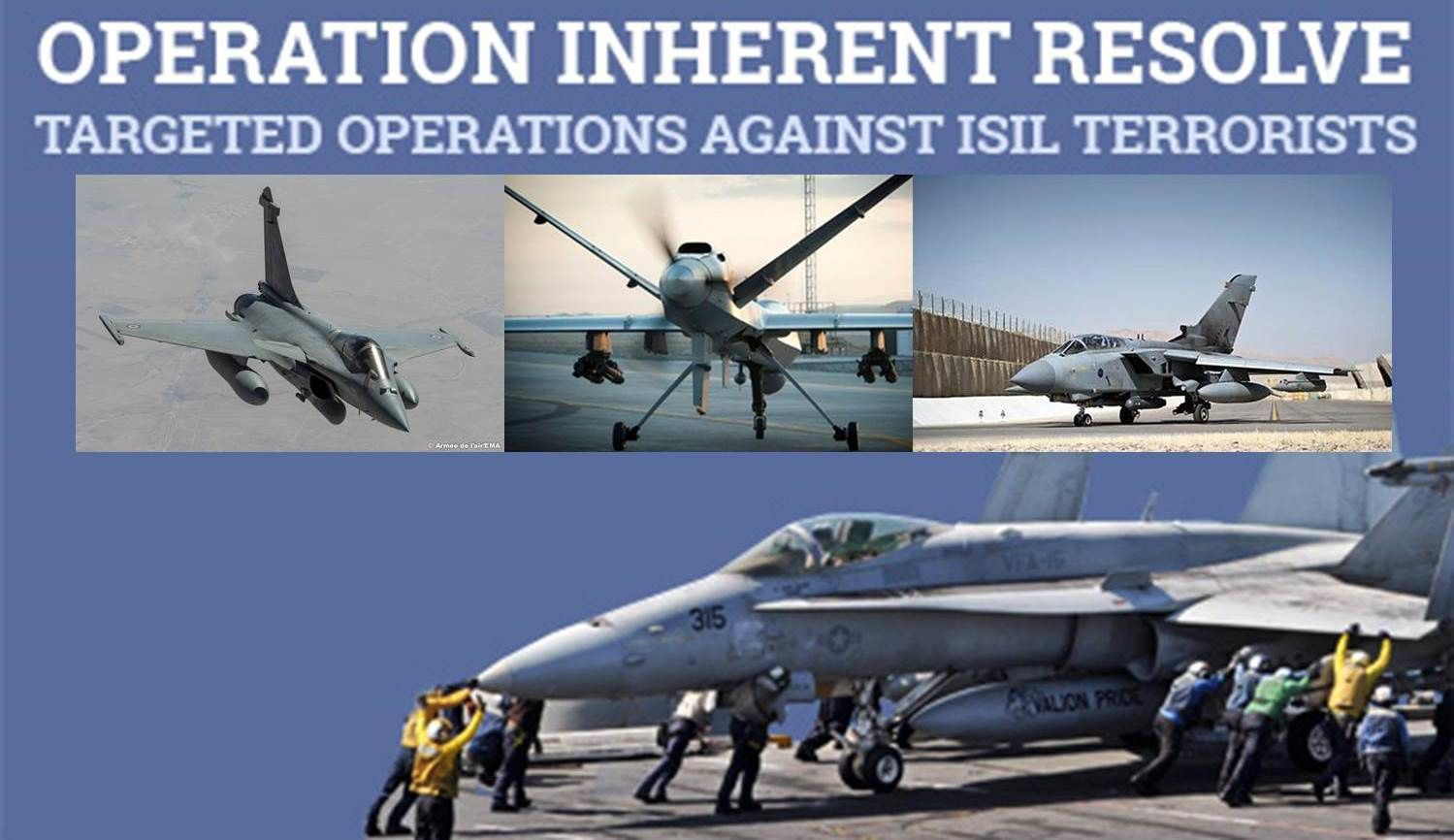 Inherent Resolve – Chammal SITREP 07 Oct.. – CJTF-OIR