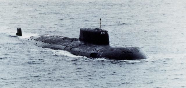 Russia Unveils Plans to Modernize Nuke-Powered Submarines