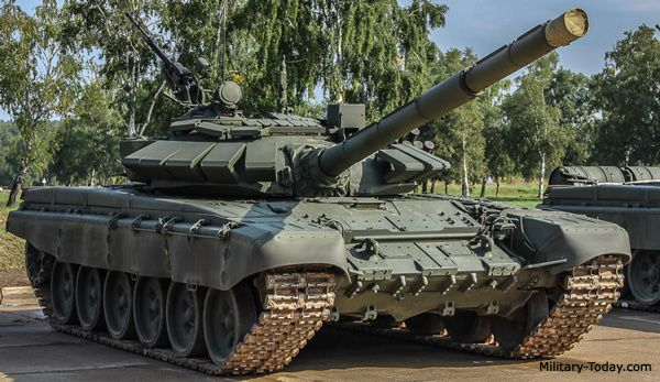 T-72B3 - photo Military-today