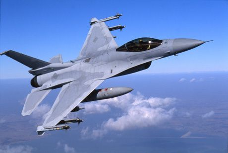 F-16V multirole fighter Photo Lockheed Martin