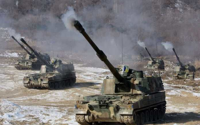 India to Make South Korean K-9 Artillery Guns In $750M Deal