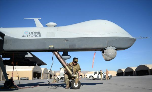Britain to increase UAV fleet, modernize Special Forces gear