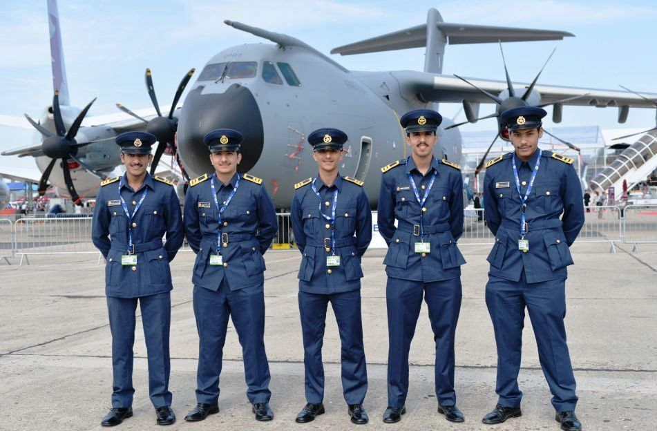 DCI forme les pilotes militaires du Koweït