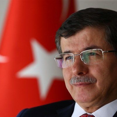 Ahmet Davutoglu - Turkey PM