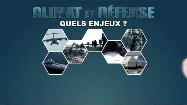 Conférence internationale « Climat et Défense : quels enjeux ? »