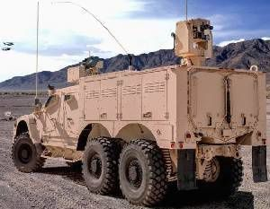Oshkosh® MRAP All-Terrain Vehicle (M-ATV) 6×6 Technology Demonstrator