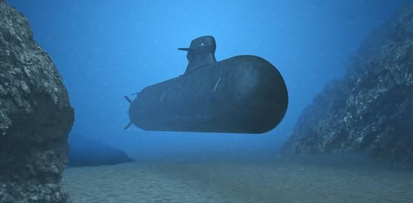 Submarines: Son Of Gotland Is A GHOST