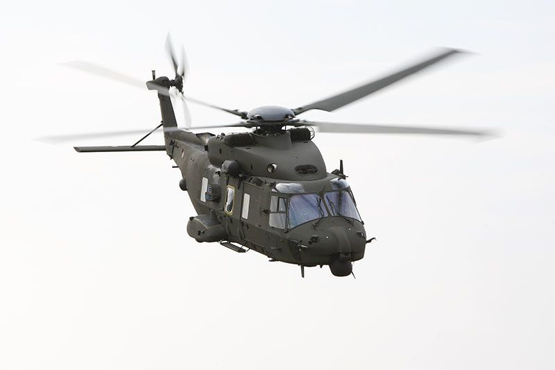 helicopter delivery with Nh90 on Drone Crash Lands Busy Streets Manhattan besides Boeing Vertol Ch 46 Sea Knight moreover CH 47A Chinook Medium Lift Helicopter as well Airbus Helicopters Delivers As350 To Southwind Helicopters likewise Upgraded Raf Puma Takes To The Skies 26112013.