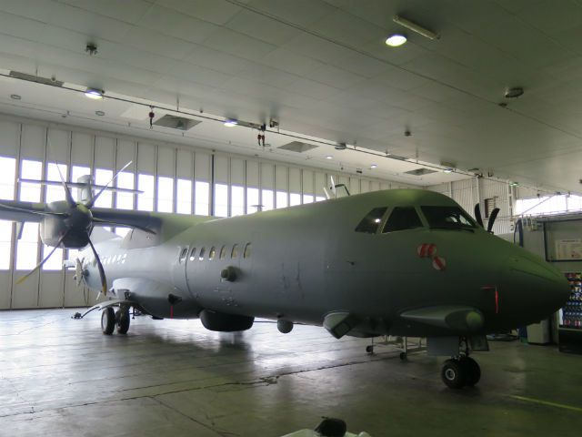 P-72A maritime patrol aircraft - photo D. Perry Flight Global