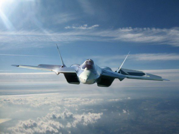 Both missiles are being tested on board the PAK FA - photo Rostec
