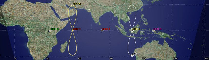 ISRO looking to extend GPS services to SAARC countries