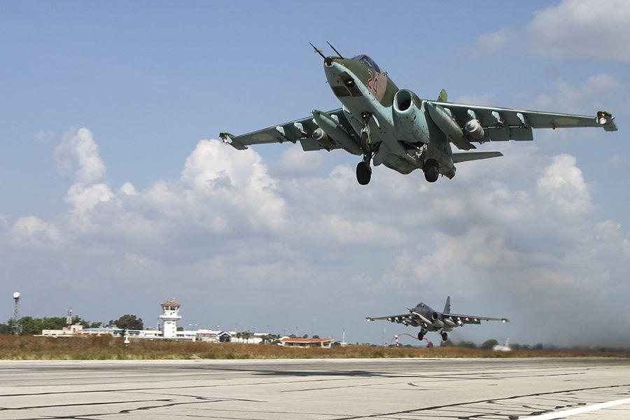 Le régime d'Assad étend son offensive dans le centre de la Syrie