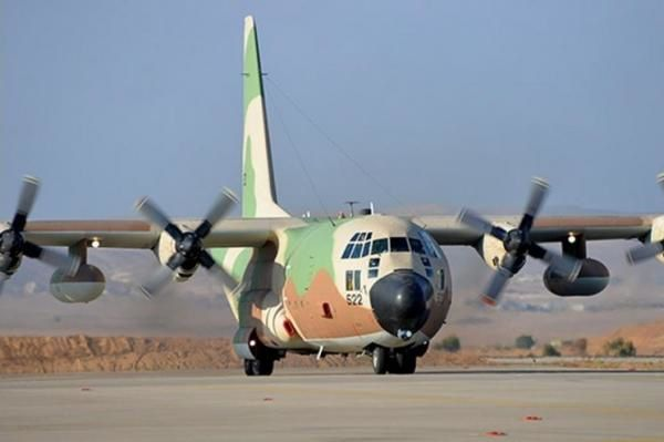 Israel receives upgraded C-130 transport