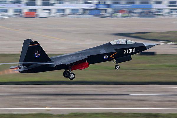 Le J-31 chinois en lice pour l'exportation ?