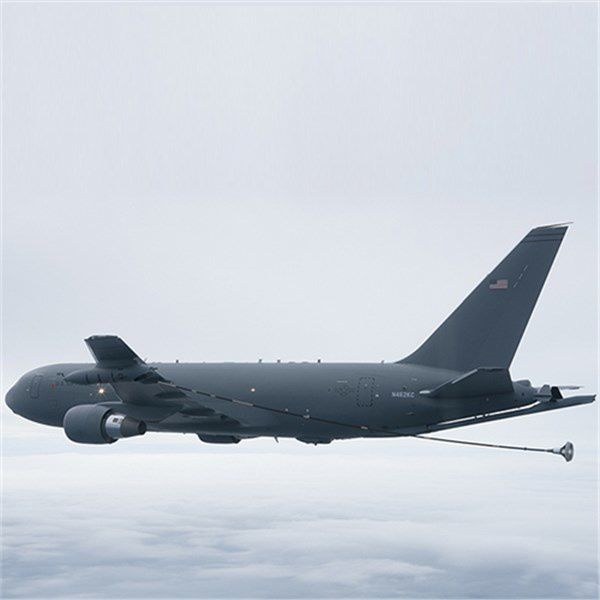 KC-46 Demos its Aerial Refuelling Systems