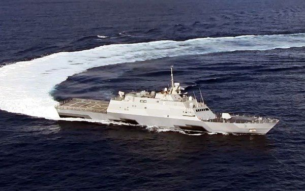 LCS (photo Lockheed Martin)