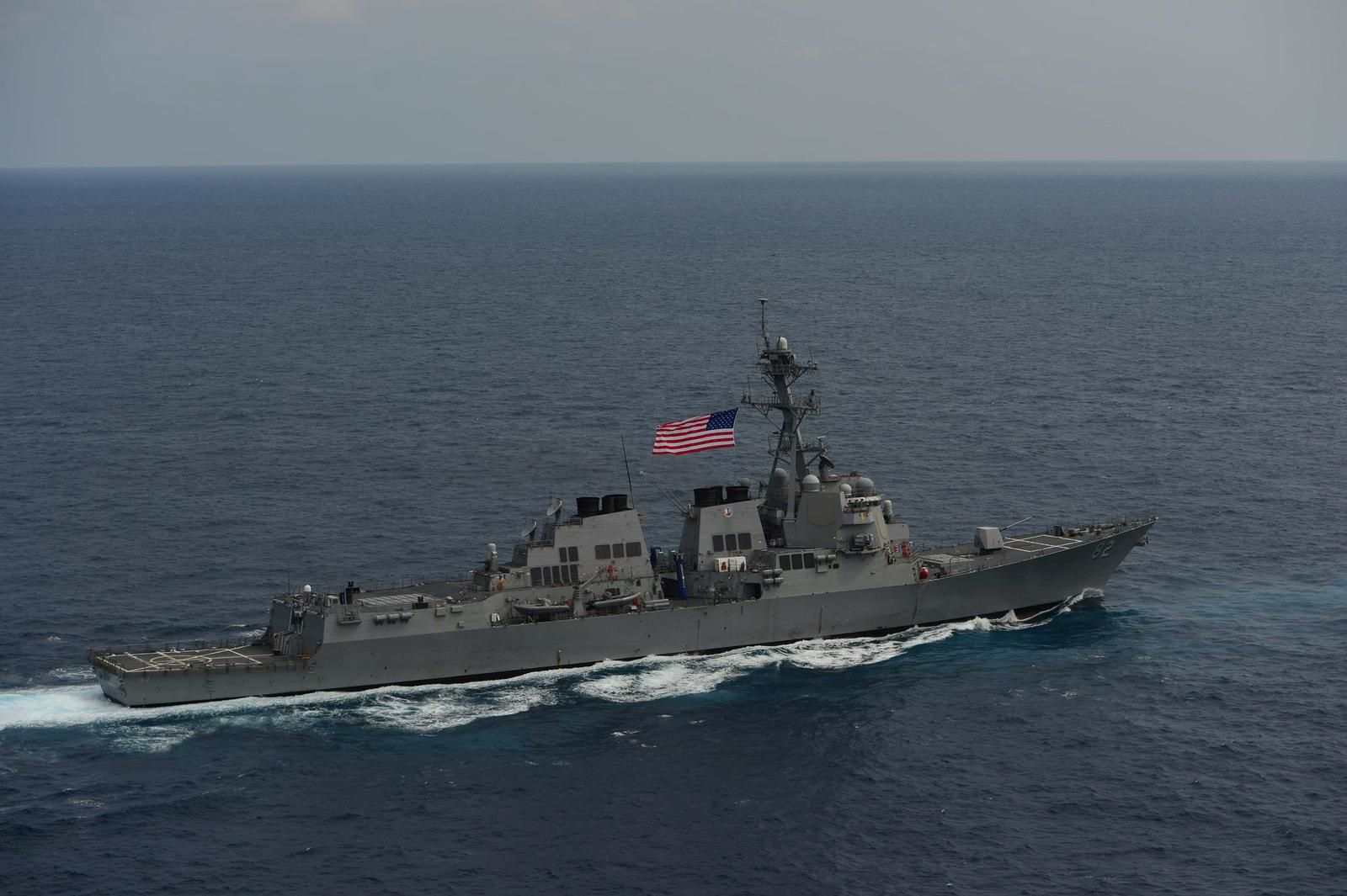 USS Lassen (DDG-82) - photo US Navy