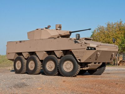 Four more Badger ICVs for the Army
