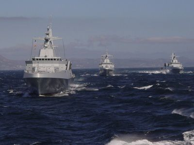 SA Navy to attend India's International Fleet Review
