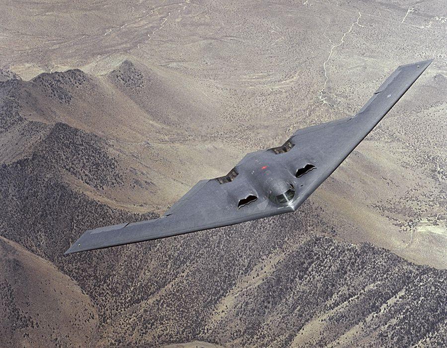Le futur bombardier stratégique américain LRS-B de l'US Air Force pourrait ressembler au B2 de Northrop Grumman