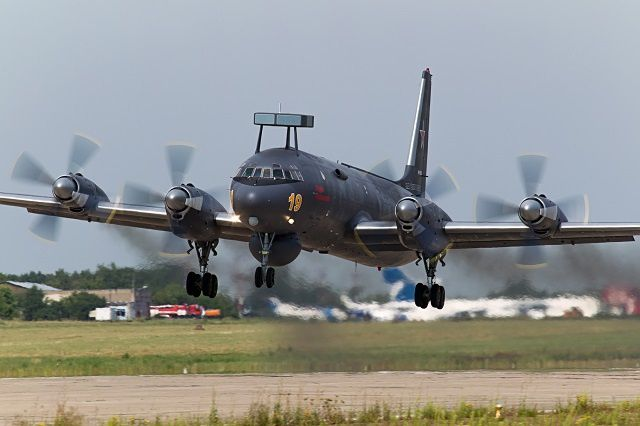 Il-38N photo Alex Beltyukov