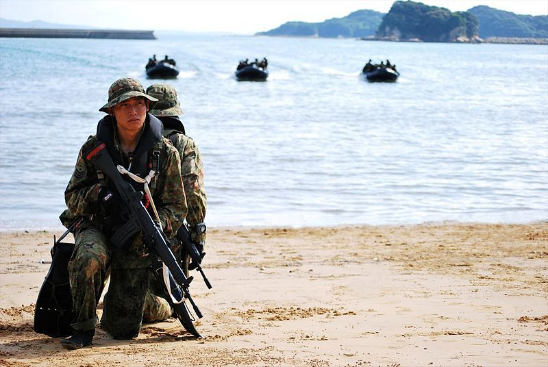Marines: Japan Has Second Thoughts About Marines