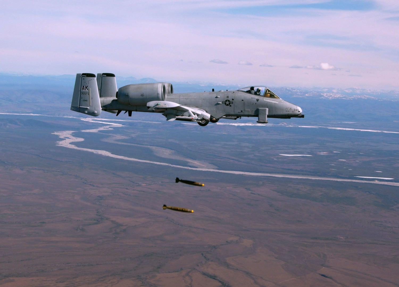 Peace Time: Bombing Arizona