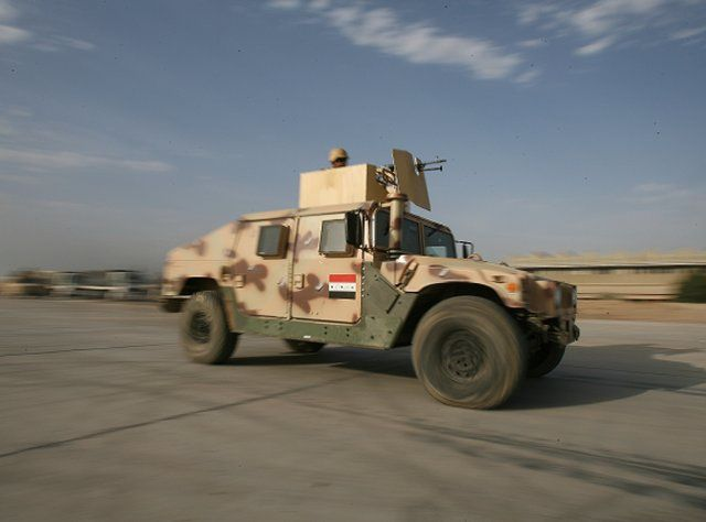 Procurement: Iraq Prefers The More Expensive American Stuff