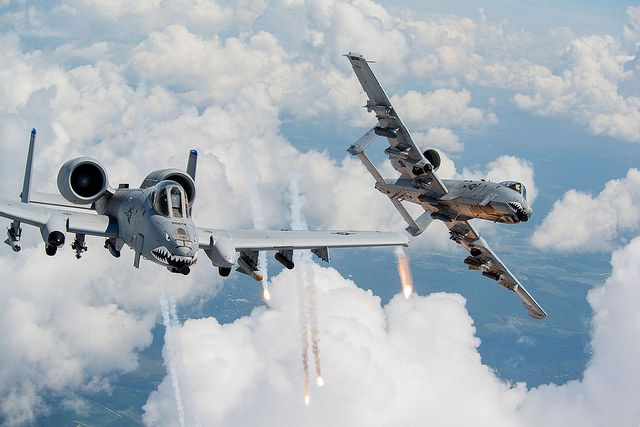 USAF A-10s deploy to Incirlik