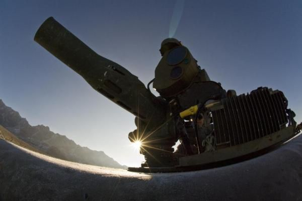 Raytheon introduces new launcher for the TOW weapon system. Photo courtesy of Raytheon