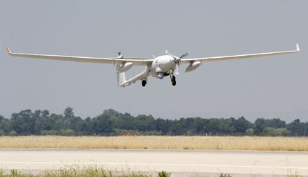 Patroller carries out Portugal homeland security tests