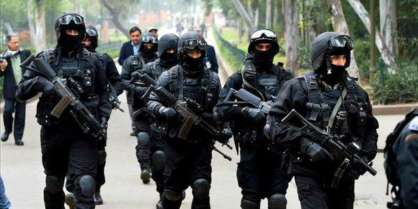 Green Berets Train With Indian Counter-Terror Commandos