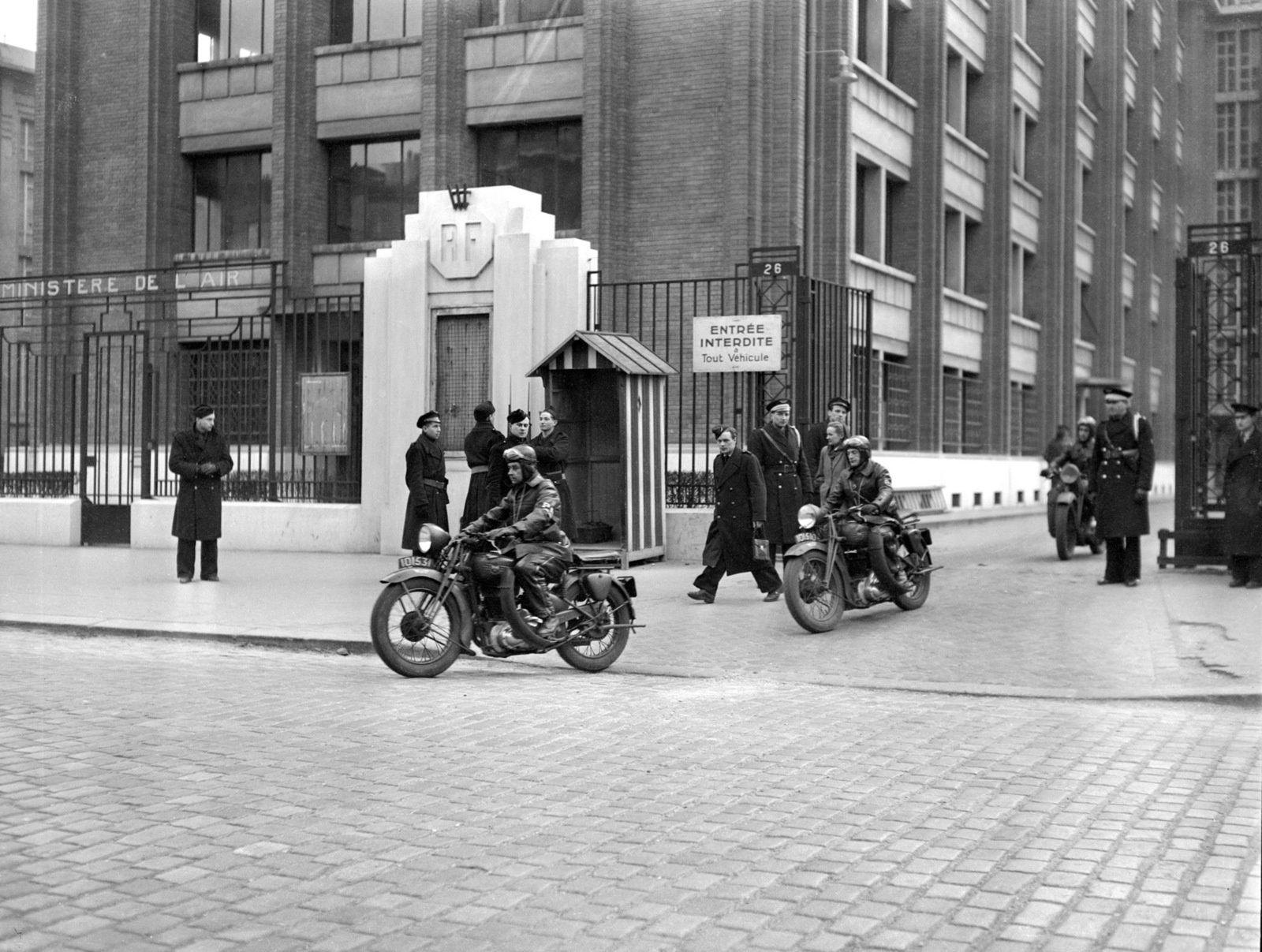 1947 : la cité de l'air