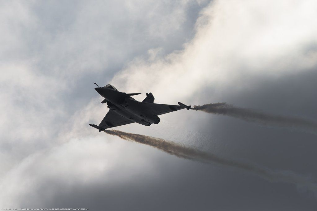 photo Rafale Solo Display