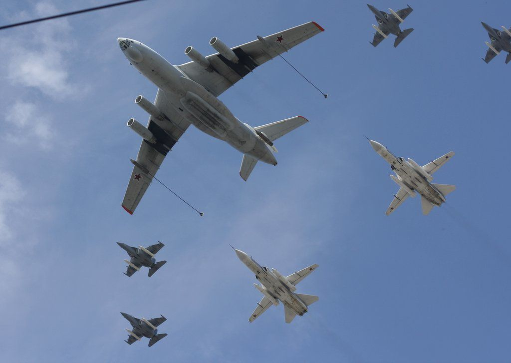 Four critical questions on Russia's strategic goals in Syria answered by CSIS