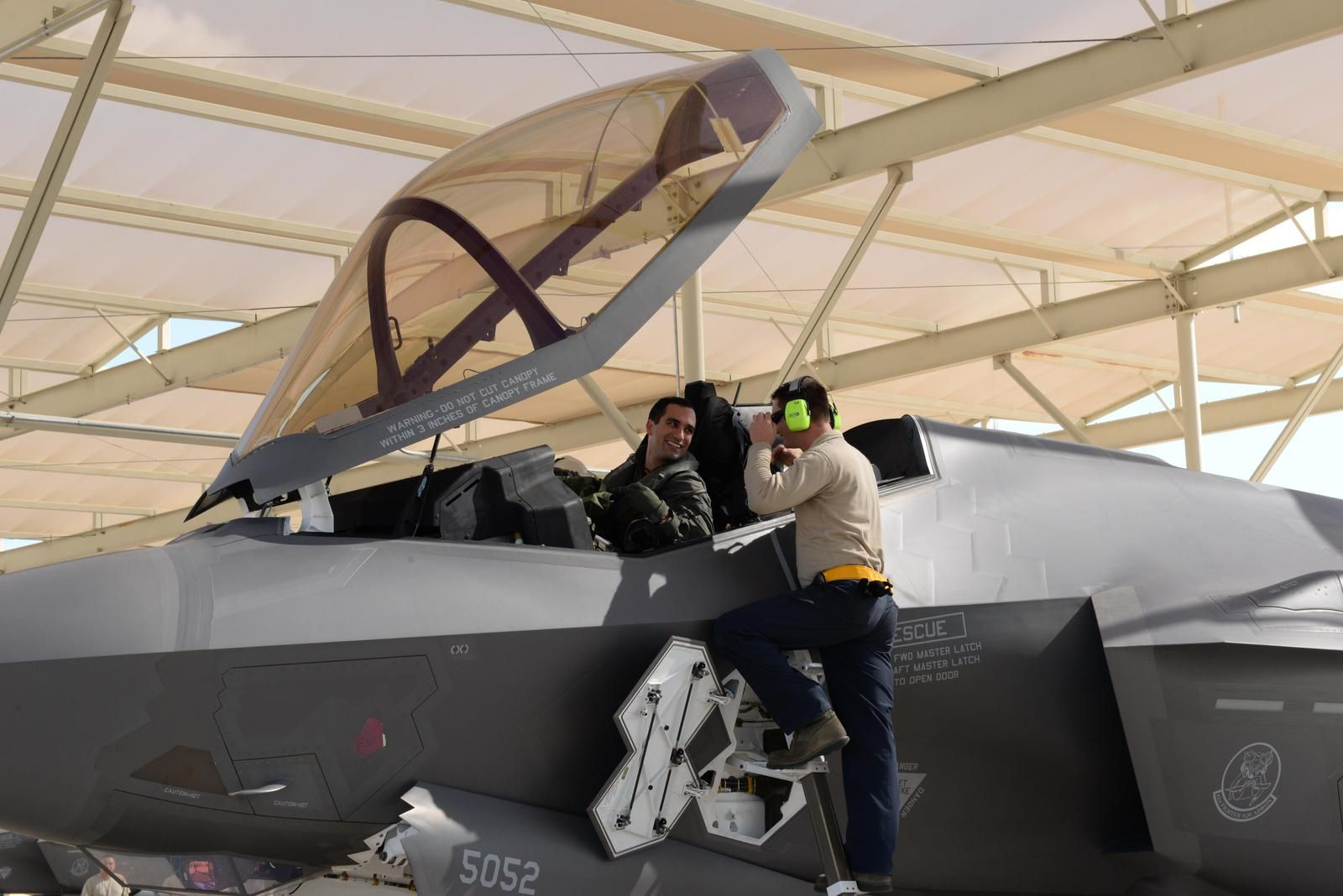 F-35: Italians First Mission Highlights Partnerships