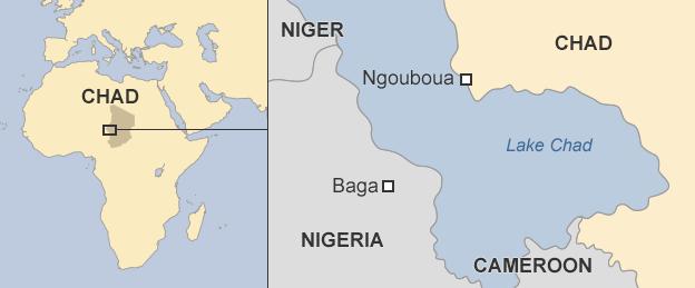 Ngouboua Tchad - credits BBC