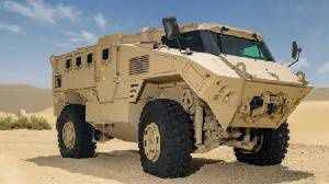 New Contracts To Boost Denel's Armoured Vehicle Business