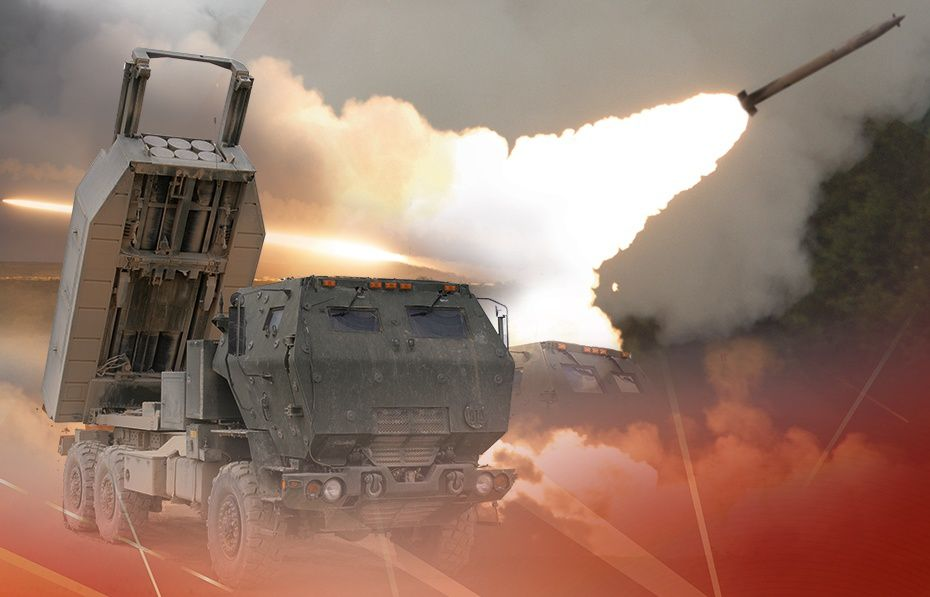 HIMARS High Mobility Artillery Rocket System - photo Lockheed Martin