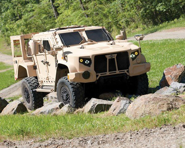 L-ATV vehicle Photo Oshkosh Corporation