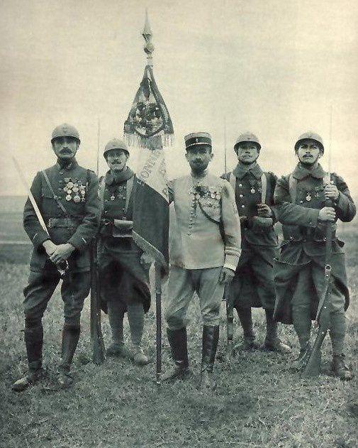 Le volontaire étranger de 1914